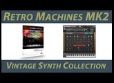 Native Instruments Retro Machines MK2 Обзор
