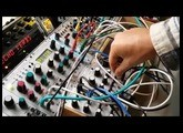 Pluckin' Mutable Instruments: (Self Playing Patch with Rings/Braids/Clouds) Modular Synth Jam
