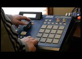 Akai MPC 2000xl: Playing Detuned Chops