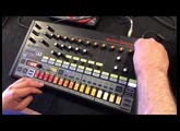 Behringer Rhythm Designer RD 808 at Superbooth18