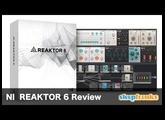 Native Instruments Reaktor 6 新機能「BLOCKS」Review(Sleepfreaks DTMスクール)