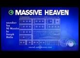 Massive Heaven - NI Massive soundset by Joseph Hollo - demo song