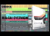 PreSonus Studio One 4 - Mai Tai and Synthesis Overview