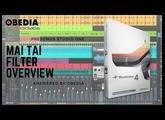 Studio One  - Mai Tai Filter Overview