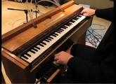 Ondes Martenot - Thomas Bloch Improvising