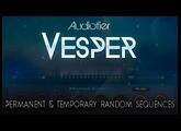 VESPER for Kontakt 5.5 - Permanent and temporary Sequence Randomisation