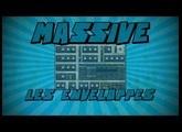 Massive: Les sources de modulation (enveloppes)