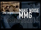 MAKE NOISE MMG -- Lo Pass Gate for DOEPFER EURORACK