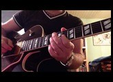 Gibson L4 Wine red quick demo