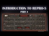 Introduction to Repro-5 (Part 4)
