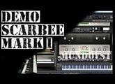 Demo: Sample Fender Rhodes Scarbee Mark I (HD)