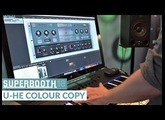 U-He Colour Copy Delay @ Superbooth 2018