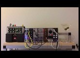 Self Generative Modular Patch with a Martini