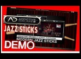 MODERN JAZZ STICKS Adpak DEMO - Addictive Drums 2 - XLN Audio