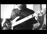 Rage against the machine Bombtrack Bass Cover