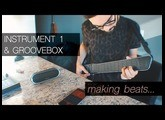 Artiphon Instrument 1 & Groovebox App | Beat Making Performance
