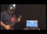 Cobra Commander Plays Synthwave on an Artiphon