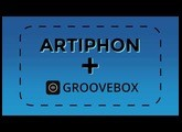 Artiphon + Groovebox (Artiphon Plus Series)