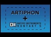 Artiphon + Native Instruments Kontakt (Artiphon Plus Series)