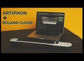 Artiphon + Roland Cloud (Artiphon Plus Series)