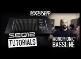 SEQ12 (Mode Machines) MONOPHONIC BASSLINE