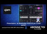 "abc du beatmaking ""propellerheads Présentation  de Beatmaker HUSTLE RE  par UJAM partie1"""