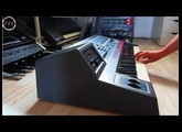 E-MU EMULATOR II Sampling Synthesizer (1984) 80s tv series music style Miami Vice