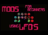 Mods for Beginners - LFO's - Bitwig 2 Tutorials