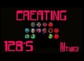 Creating 128s in Bitwig 2 - Easy drum samples