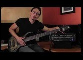Gallien-Krueger Fusion 550 Demo by Norm Stockton