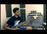 Gallien-Krueger 700RB/Neo115 Demo by Aalaap Raju
