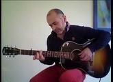 Serge Lama - Femme Femme Femme - Guitare Fingerstyle