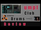 umpf rack extension review in Propellerhead Reason 10