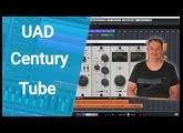 UAD Century Tube Channel Strip