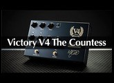 Victory V4 The Countess Pedal Preamp – Full Demo With Rabea Massaad & Martin Kidd