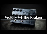 Victory V4 The Kraken Pedal Preamp – Full Demo With Rabea Massaad & Martin Kidd