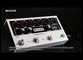 MOOER PREAMP LIVE Official