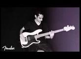 Reseña: Fender Blacktop Precision Bass | Español