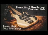 Fender Blacktop Precision Bass - Groove Metal//Bass Hardcore