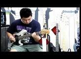 Fender Mexico Blacktop Jazz Bass