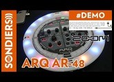 [SUPERBOOTH 2018] ZOOM ARQ AR-48 - Demo en français / french