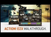 EZdrummmer 2 | Action! EZX walkthrough