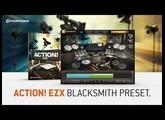 EZdrummer 2 | Action! EZX |  Blacksmith preset