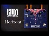 KMA Audio Machines - Horizont 4-Stage JFET Stereo-Phaser [SofaJams]