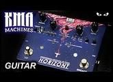 KMA Audio Machines HORIZONT Phaser - GUITAR Demo