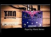 KMA Audio Machines HORIZONT - Demo by Alberto Barrero