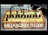 METASONIX D1000 - Overview and Patching Techniques