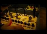 Metasonix D 1000 Vacuum Tube Drum Machine & Metasonix F 1 Tube Distortion Pedal