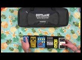 Outlaw Effects Nomad Rechargeable Pedalboard