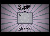 Supro Keeley Custom Tube amp demo by Mike Hermans -- 1970RK 1x10 combo